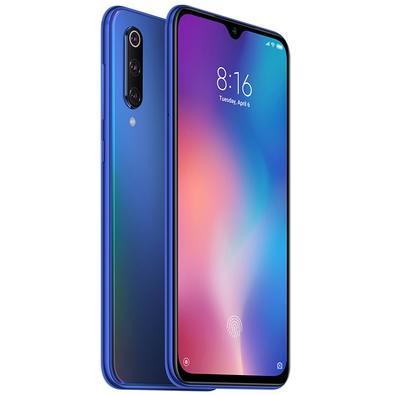 Smartphone Xiaomi Mi 9SE, 128GB, 48MP, Tela 5.97´, Azul + Capa e Película - CX271AZU