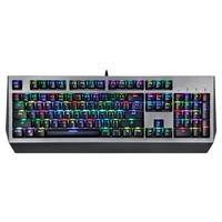 Teclado Mecânico Gamer Motospeed CK99, RGB, Switch Outemu Blue, US