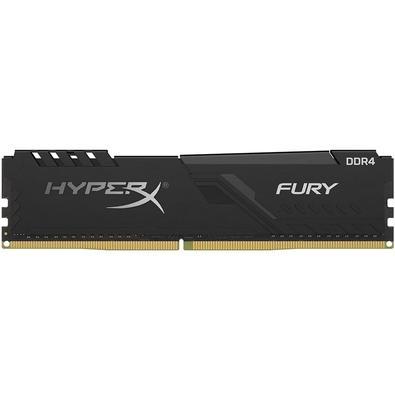 Memória Ram Fury 4gb Ddr4 3000mhz Hx430c15fb3/4 Hyperx
