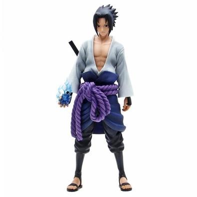 Action Figure Naruto, Uchiha Sasuke, Grandista - 27978/27979