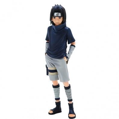 Action Figure Naruto, Uchiha Sasuke, Grandista Shinobi Relations - 35780