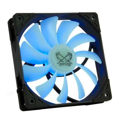 Cooler FAN Scythe Kaze Flex 120 RGB, 120mm - SU1225FD12HR-RN