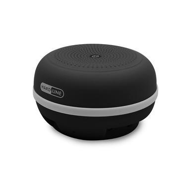 Caixa de Som Portátil Hardline B03, Bluetooth, 3W RMS - 2020170100