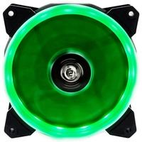 Cooler FAN Hoopson 120mm, LED Verde - GT120A-D