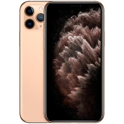 iPhone 11 Pro Dourado, 64GB - MWC52