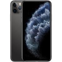 iPhone 11 Pro Max Cinza Espacial, 64GB - MWHD2