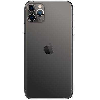 iPhone 11 Pro Max Cinza Espacial, 64GB - MWHD2