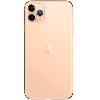 iPhone 11 Pro Max Dourado, 512GB - MWHQ2