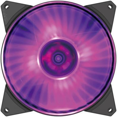 Cooler FAN Cooler Master MasterFan MF140R, 140mm, RGB - R4-140R-15PC-R2