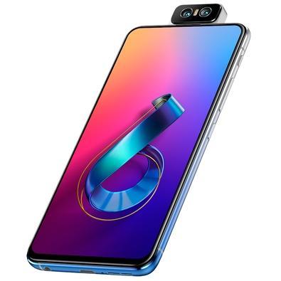 Smartphone Asus Zenfone 6, 128GB, 48MP, Tela 6.4´, Prata - ZS630KL-2J023WW