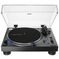 Toca Discos Pro para DJ, Audio Technica, Acionamento Direto, Bivolt, Preto - AT-LP140XP-BK