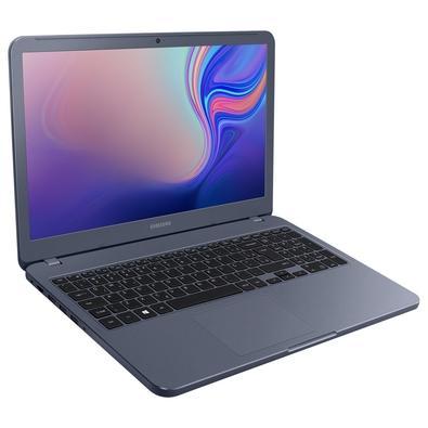 Notebook Samsung Expert X40, Intel Core i5-8265U, 8GB, HD 1TB, NVIDIA GeForce MX110 2GB, Windows 10 Home, 15.6´, Titânio Metálico - NP350XBE-XD1BR