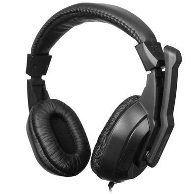 Headset Gamer Hoopson, Drivers 40mm, com Adaptador - GA-5
