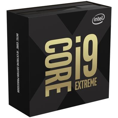 Processador Intel Core i9-10980XE Cascade Lake, Cache 24.75MB, 3GHz (4.8GHz Max Turbo), LGA 2066 - BX8069510980XE