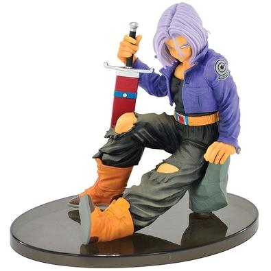 Action Figure Dragon Ball Z World Colosseum 2 Vol.8, Trunks - 29338/29339