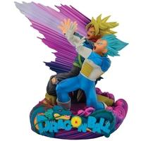Action Figure Dragon Ball Super, Super Master Star Diorama, Vegeta & Trunks - 28374/28375
