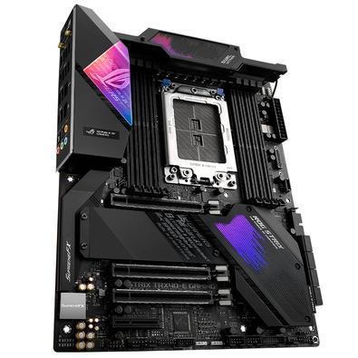 Placa-Mãe Asus ROG Strix TRX40-E Gaming, AMD TR4, EATX, DDR4