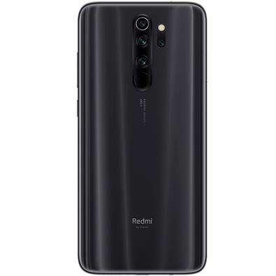 Smartphone Xiaomi Redmi Note 8 Pro, 128GB, 64MP, Tela 6.53´, Cinza + Capa Protetora - CX289CIN