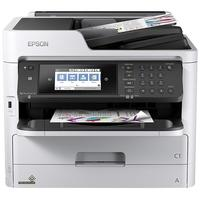 Multifuncional Epson WorkForce Pro, Jato de Tinta, Colorida, Wi-Fi, Bivolt - WF-C5710