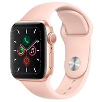 Apple Watch 5, GPS, 44mm, Dourado - MWVE2BZ/A
