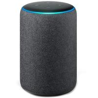 Amazon Smart Home Echo Alexa, 3ª Geração, Preto