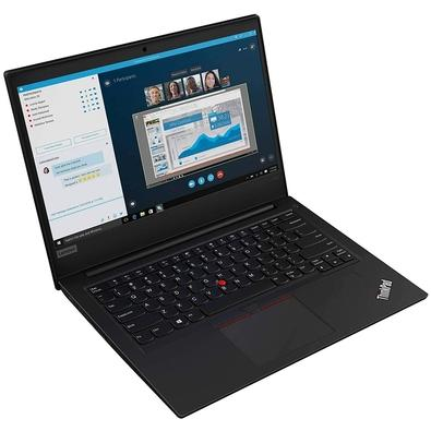 Notebook Lenovo E490 Intel Core i7-8565U, 8GB, 1TB, AMD Radeon RX 550X 2GB, Windows 10 Pro, 14´ - 20N9S0R200