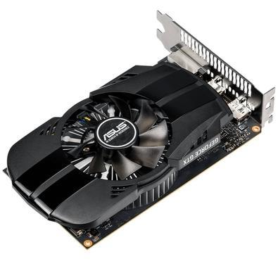 Placa de Vídeo Asus Phoenix NVIDIA GeForce GTX 1650 OC, 4GB, GDDR5 - PH-GTX1650-O4G
