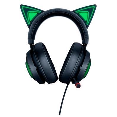 Headset Gamer Razer Kraken Kitty, Chroma,  Drivers 50mm, Black - RZ04-02980100-R3M1