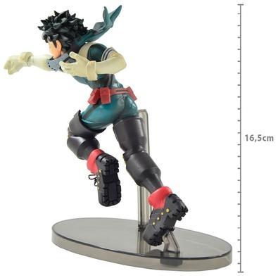 Action Figure My Hero Academia Enter The Hero, Izuku Midoriya - 28953/28954