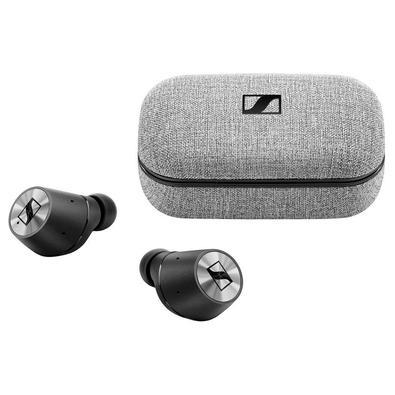 Fone de Ouvido Bluetooth Sennheiser Momentum True Wireless, com Microfone, Recarregável - 508524