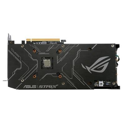 Placa de Vídeo Asus ROG Strix AMD RX 5500 XT OC Gaming, 8G, GDDR6 - ROG-STRIX-RX5500XT-O8G-GAMING