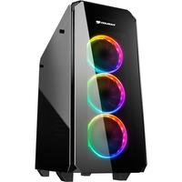 Gabinete Gamer Cougar Puritas RGB, Mid Tower, com FAN, Lateral e Frontal em Vidro - 385GMU0-0003