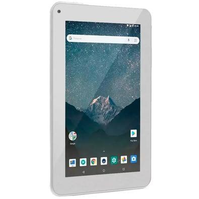 Tablet Multilaser M7S Lite, Bluetooth, Android 8.1, 8GB, Tela de 7´, Branco - NB297