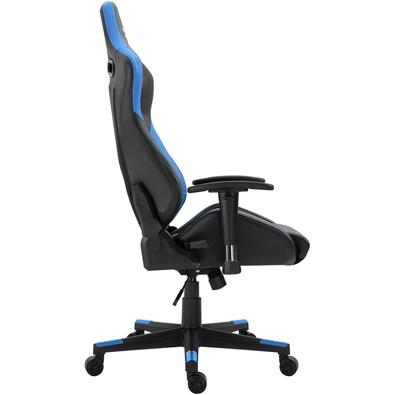 Cadeira Gamer Alpha Gamer Zeta Black Blue - AGZETA-BK-BL