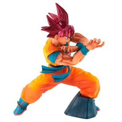 Action Figure Dragon Ball Super Blood Of Saiyans Special VI, Super Saiyan God Son Goku - 29826/29827