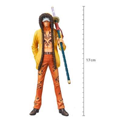 Action Figure One Piece Stampede Movie DXF The Grandline Men Vol.5, Trafalgar Law - 29797/29798