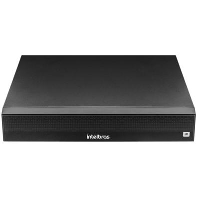 Gravador Digital Stand Alone Intelbras NVD 1308, 8 Canais IP, Full HD, Suporta HD até 4TB - 4580452