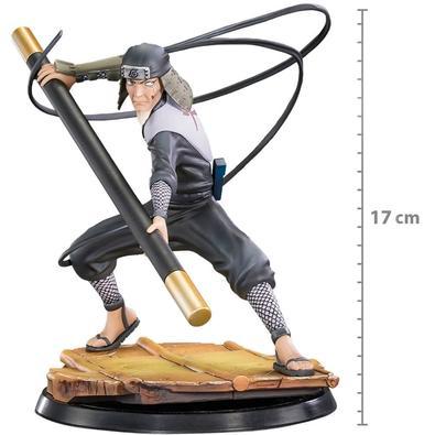 Action Figure Naruto, Hiruzen Sarutobi Xtra - HIRUZEN SARUTOBI