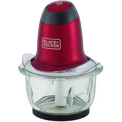Miniprocessador de Alimentos Black + Decker Perfect Fusion, 230W, 220V, Vermelho - MP200V-B2