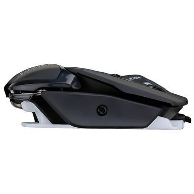 Mouse Gamer MadCatz R.A.T. 4+, LED, 8 Botões, 7200DPI - RAT4+
