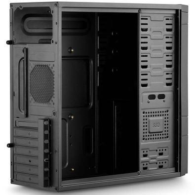Computador Warrior Minisink DT201, AMD Ryzen 3 2200G, 8GB, 1TB, Linux - DT201