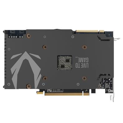 Placa de Vídeo Zotac NVIDIA GeForce RTX 2070 Super Mini, 8GB, GDDR6 - ZT-T20710E-10M