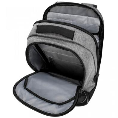 Mochila Targus Workd and Play Fitness, para Notebook até 15.6´, Cinza - TSB94404US