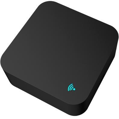 Controle Universal KaBuM! Smart, Infravermelho, Quadrado, 38kHz, 5V / 1A, Wi-Fi