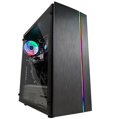 Computador Gamer G-Fire AMD Athlon 3000G, 8GB, SSD 120GB, Linux - HTG-R256