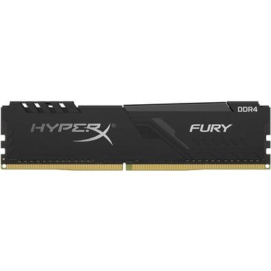 Memória HyperX Fury, 32GB, 3000MHz, DDR4, CL16, Preto - HX430C16FB3/32