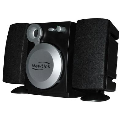 Subwoofer Newlink Easy, 2.1, USB, 6W RMS - SP302NL