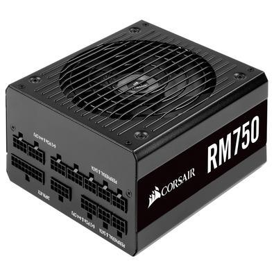 Fonte Corsair RM750, 750W, 80 Plus Gold, Modular - CP-9020195