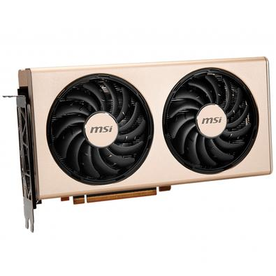 Placa de Vídeo MSI AMD Radeon RX 5700 XT Evoke OC, 8GB, GDDR6 - Radeon RX 5700 XT EVOKE OC