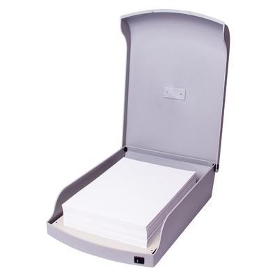 Desumidificador de Papel Menno, A4, 600 Folhas, Cinza, Bivolt - 11327-3612
